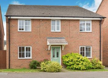 Thumbnail 4 bed detached house for sale in Cable Crescent, Woburn Sands, Milton Keynes, Bucks