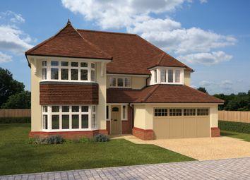 Thumbnail 4 bedroom detached house for sale in Goudhurst Road, Marden
