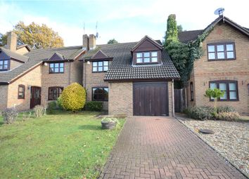 Thumbnail 4 bedroom detached house for sale in Cannon Close, College Town, Sandhurst