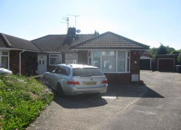 Thumbnail 3 bed bungalow for sale in Ludlow Avenue, Crewe