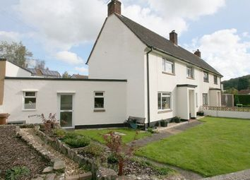 Thumbnail 3 bed semi-detached house for sale in School Close, Bampton, Tiverton