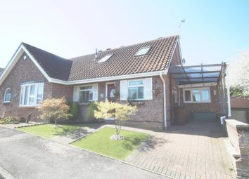 Thumbnail 2 bed bungalow for sale in Woolwich Close, Wayfield