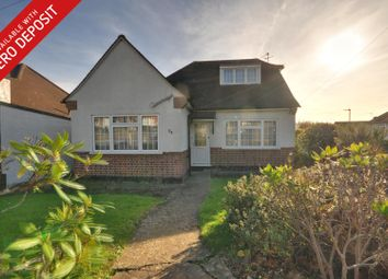 Thumbnail 2 bedroom detached bungalow to rent in Highfield Avenue, Pinner, Middlesex
