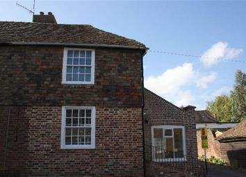 Thumbnail 2 bed cottage to rent in Bridge Street, Wye, Ashford