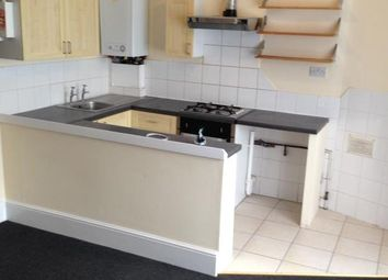 Thumbnail 2 bed flat to rent in Nags Head Road, Ponders End, Enfield