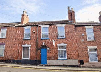 Thumbnail 6 bed terraced house for sale in Baggholme Road, Lincoln