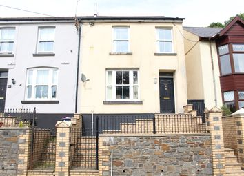 Thumbnail 3 bed end terrace house for sale in Cwmavon Road, Blaenavon, Pontypool