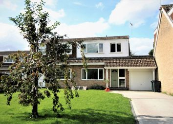 Thumbnail 3 bed semi-detached house for sale in Knatchbull Way, Brabourne Lees