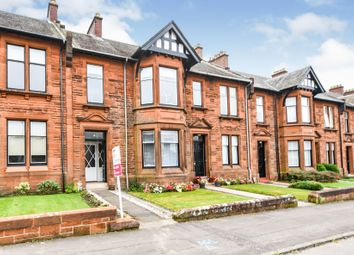 Thumbnail 3 bed flat for sale in De Walden Terrace, Kilmarnock