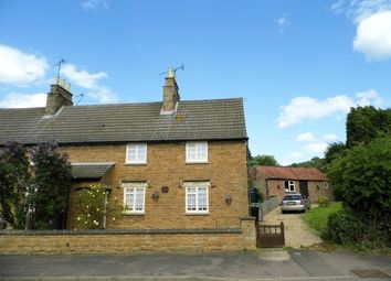 Thumbnail 2 bed semi-detached house to rent in Main Street, Woolsthorpe By Belvoir, Grantham