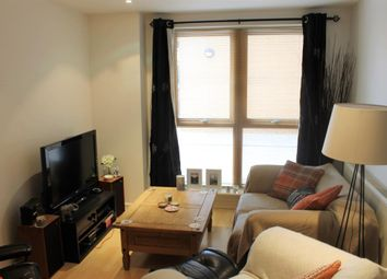 Thumbnail 1 bed flat to rent in Balmoral Place, Brewery Wharf, Leeds