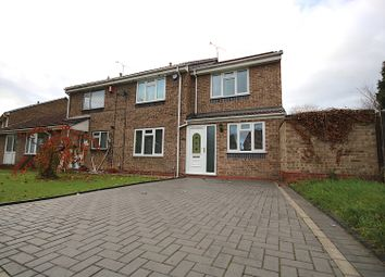 Thumbnail 5 bedroom semi-detached house for sale in Anderton Road, Coventry