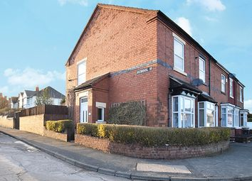 Thumbnail 2 bed end terrace house for sale in School Street, Sedgley, Dudley, West Midlands