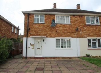 Thumbnail 3 bedroom semi-detached house to rent in Elmstead Crescent, Welling, Kent