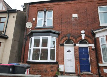 Thumbnail 3 bed semi-detached house to rent in Gleaves Road, Eccles, Manchester