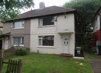 Thumbnail 3 bed semi-detached house to rent in Chellow Grange Road, Bradford