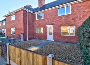 Thumbnail 3 bed terraced house for sale in Sixth Avenue, Edwinstowe, Mansfield