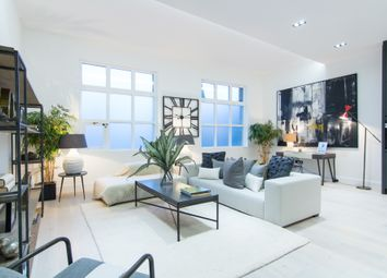 Thumbnail 2 bed flat for sale in Mandeville Courtyard, Battersea