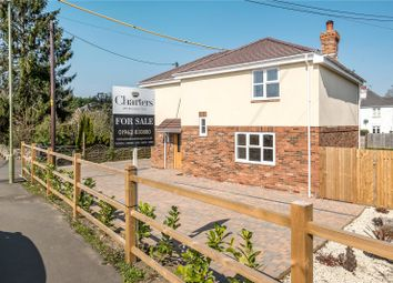 Thumbnail 3 bed detached house for sale in Spring Lane, Colden Common, Winchester, Hampshire