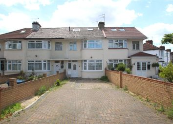 Thumbnail 4 bed terraced house to rent in Waltham Drive, Edgware