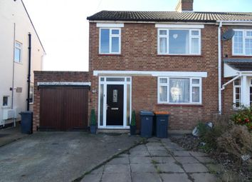 Thumbnail 3 bed semi-detached house to rent in Farrer Street, Kempston, Bedford