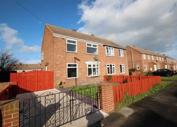 Thumbnail 2 bed semi-detached house to rent in Rainton View, West Rainton, Houghton Le Spring