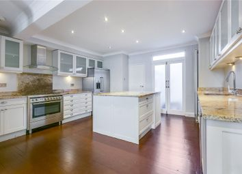 Thumbnail 4 bed terraced house to rent in Hazlebury Road, London