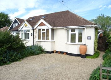 Thumbnail 2 bed semi-detached bungalow for sale in Linden Close, New Haw