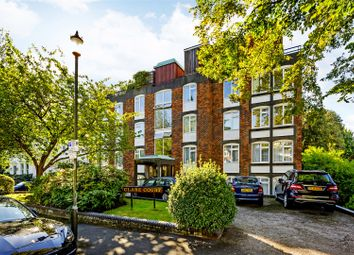 Thumbnail 2 bed flat for sale in Clare Court, Grosvenor Hill, Wimbledon