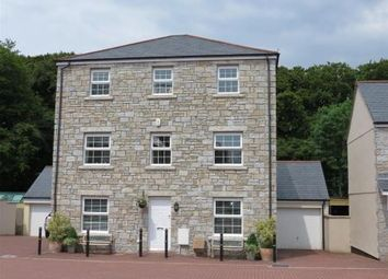 Thumbnail 5 bed detached house for sale in Hollow Crescent, Duporth, St. Austell