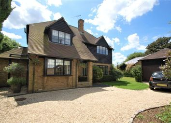Thumbnail 4 bed detached house for sale in Green Street, Hazlemere, High Wycombe