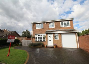 4 bed detached house for sale in Barham Close, Shirley, Solihull B90