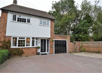Thumbnail 4 bed link-detached house for sale in Mountnessing Road, Billericay