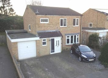 Thumbnail 3 bed detached house for sale in Kessingland Avenue, Fishers Green, Stevenage, Herts