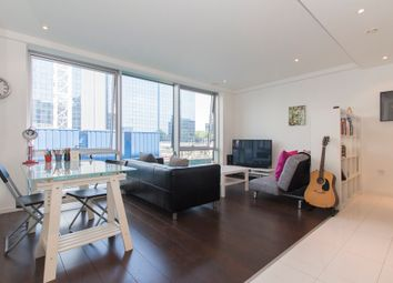 1 bed flat for sale in Crossharbour Plaze, London E14