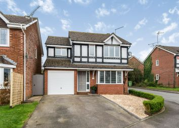 Thumbnail 3 bed detached house for sale in Reads Field, Alton