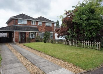 Thumbnail 3 bed semi-detached house for sale in Hornbeam Court, Northampton