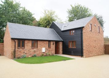 Thumbnail 4 bed detached house for sale in Bedford Road, Husborne Crawley