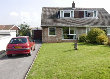 Thumbnail 3 bed semi-detached house for sale in Parkland Road, Norman Hill, Cam