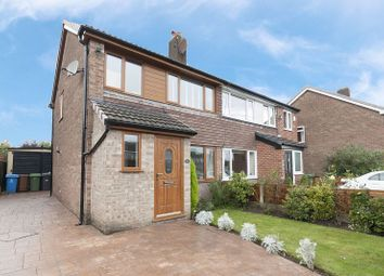 Thumbnail 3 bed semi-detached house to rent in Totnes Avenue, Chadderton