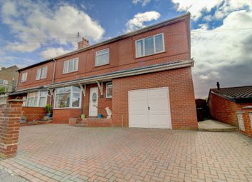 Thumbnail 5 bed semi-detached house for sale in Lower Northcroft, South Elmsall, Pontefract
