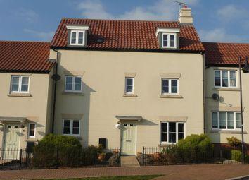 Thumbnail 4 bedroom terraced house for sale in Frankel Avenue, Swindon
