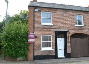 Thumbnail 1 bed end terrace house for sale in 6, Old Church Street, Newtown, Powys
