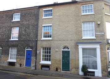Thumbnail 3 bedroom terraced house to rent in Well Street, Bury St. Edmunds