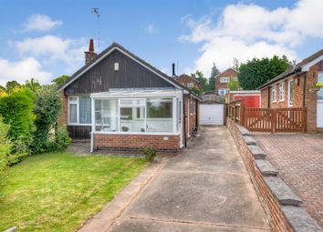 Thumbnail 2 bed detached bungalow for sale in Covert Close, Keyworth, Nottingham