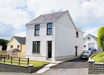 Thumbnail 4 bed detached house for sale in Heol Y Meinciau, Pontyates, Llanelli, Carmarthenshire