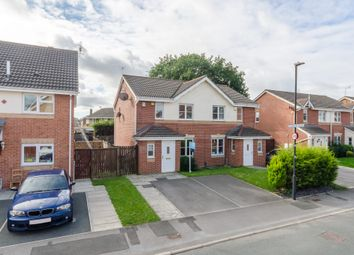 Thumbnail 3 bedroom semi-detached house for sale in Slessor Road, York