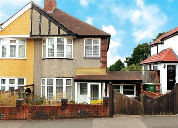Thumbnail 3 bed semi-detached house for sale in Appledore Avenue, Bexleyheath