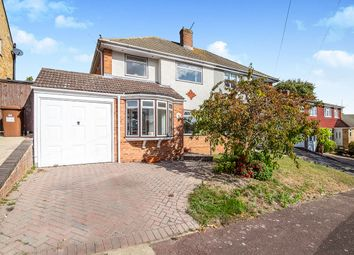 Thumbnail 3 bed semi-detached house for sale in The Beeches, Chatham, Kent