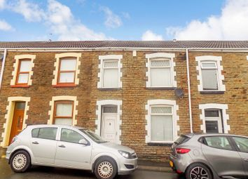 Thumbnail 3 bed terraced house for sale in Dynevor Road, Skewen, Neath, Neath Port Talbot.